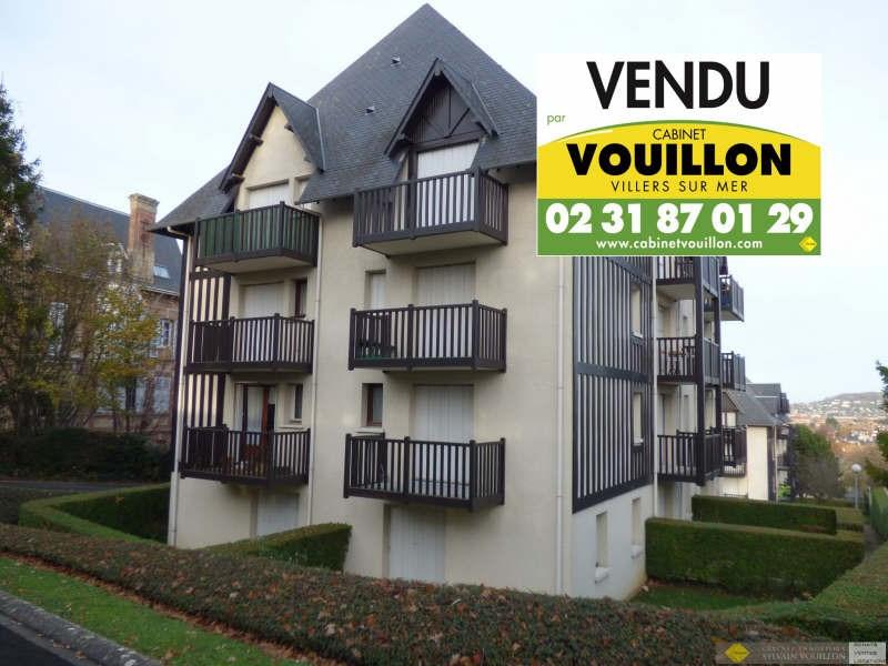 Revenda apartamento Villers sur mer 97000€ - Fotografia 1