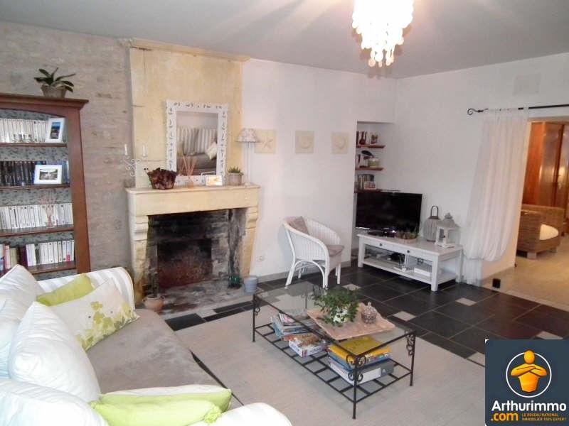 Vente maison / villa Matha 157620€ - Photo 5