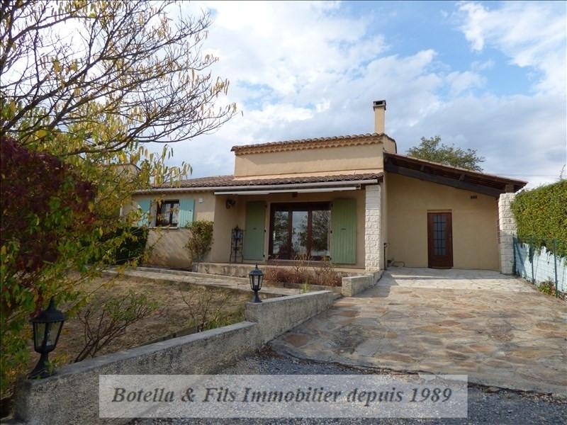 Vendita casa Barjac 223800€ - Fotografia 1