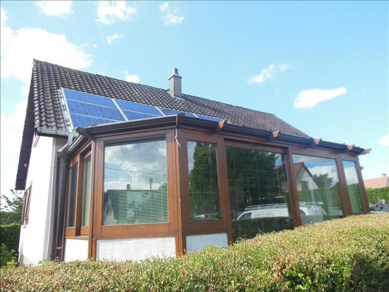 Sale house / villa Belbeuf 247000€ - Picture 1