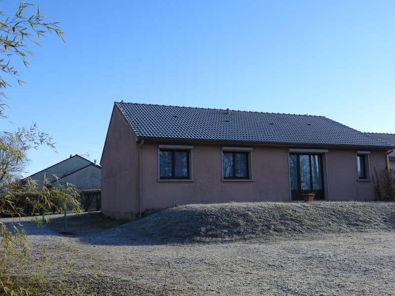 Vente maison / villa Chatillon sur seine 123000€ - Photo 9