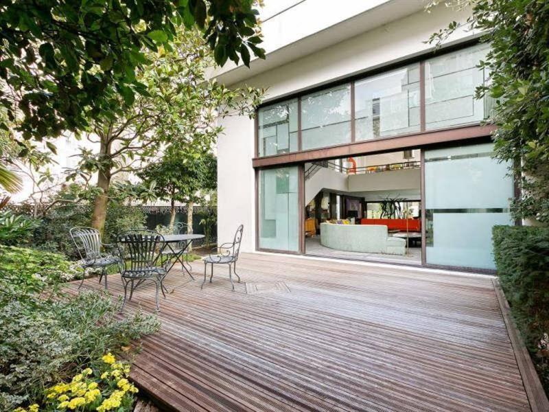 Revenda residencial de prestígio casa Paris 16ème 7350000€ - Fotografia 3