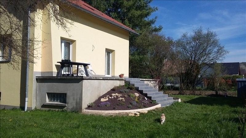 Vente maison / villa Seloncourt 263000€ - Photo 1