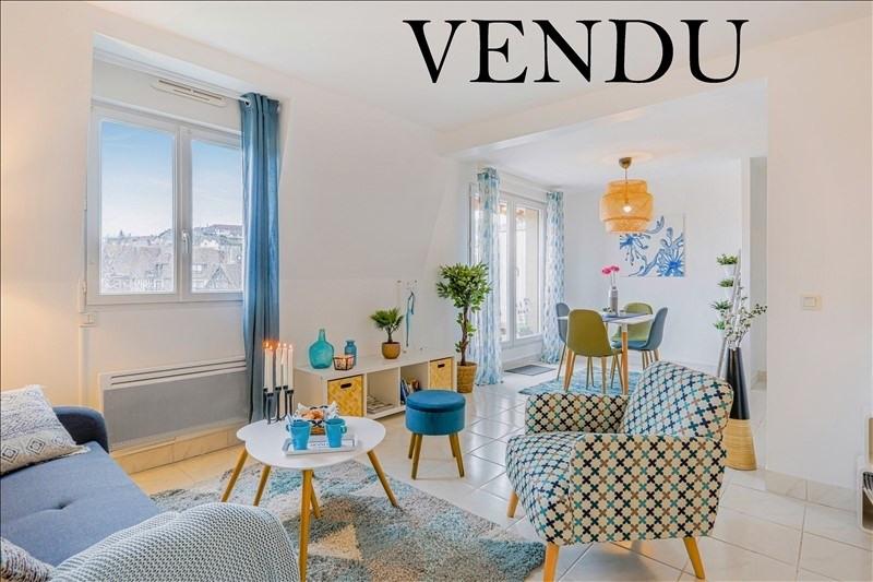 Sale apartment Trouville sur mer 344500€ - Picture 1