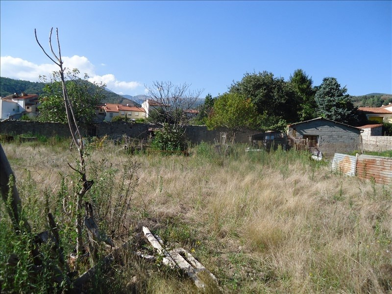 Vente terrain Arles sur tech 11000€ - Photo 2