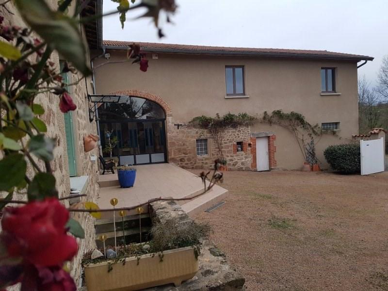 Vente maison / villa St laurent de chamousset 475000€ - Photo 1