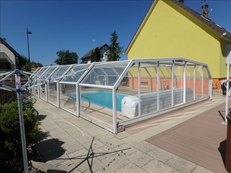 Vente maison / villa Hochfelden 316500€ - Photo 2