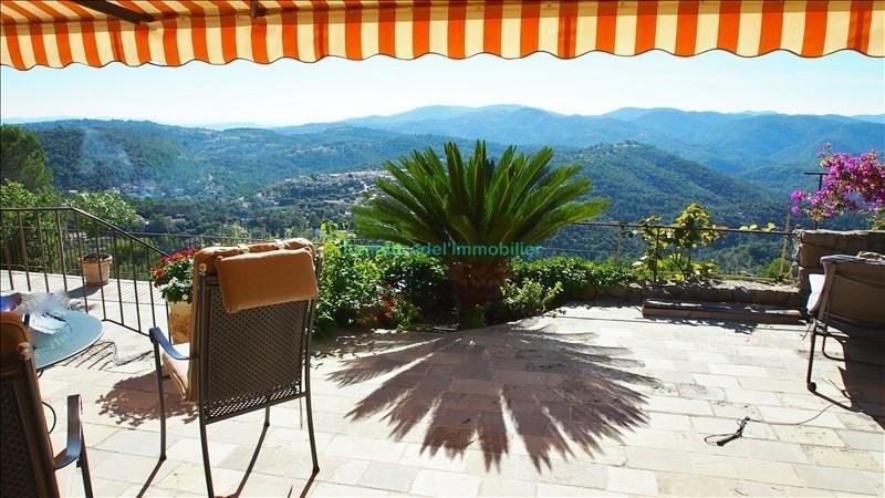 Vente de prestige maison / villa Le tignet 895000€ - Photo 7