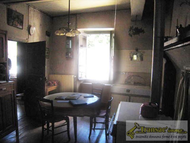 Vente maison / villa Puy guillaume 30000€ - Photo 2
