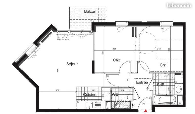 Sale apartment Epinay sur seine 190000€ - Picture 7