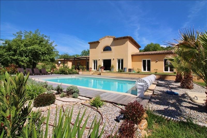 Vente de prestige maison / villa Saint cezaire sur siagne 735000€ - Photo 5