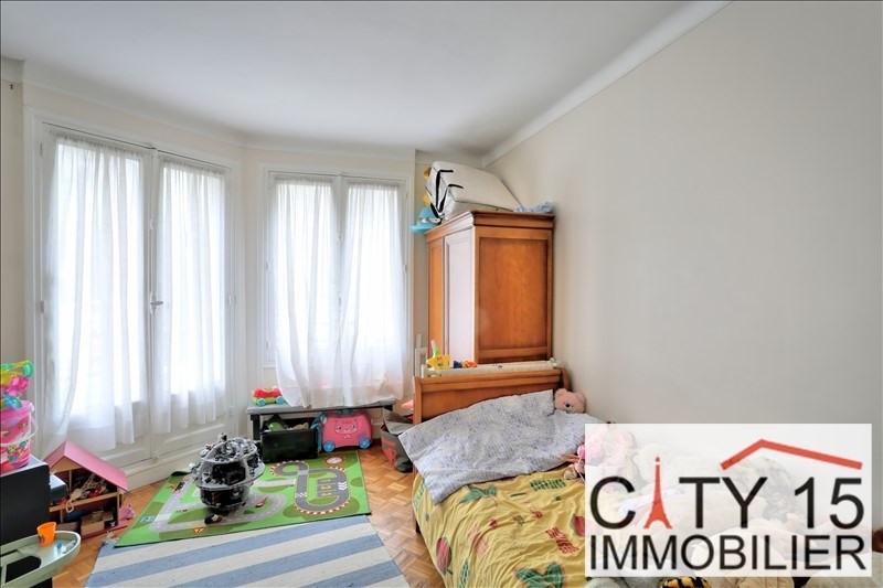 Venta de prestigio  apartamento Paris 15ème 1015000€ - Fotografía 5