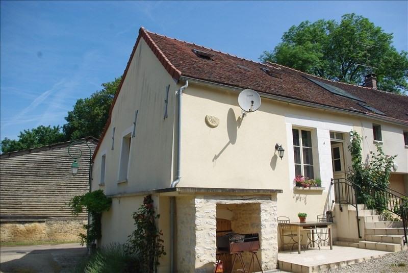 Maison ancienne Chablis