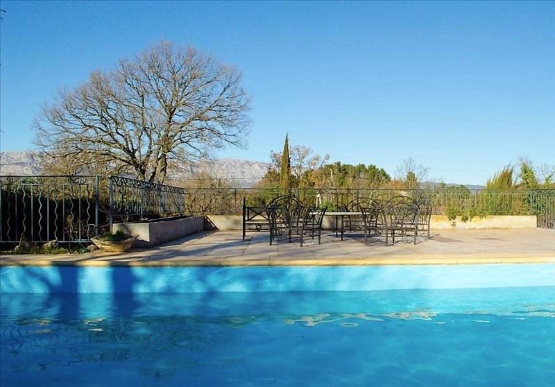 Vente maison / villa Peynier 539700€ - Photo 1