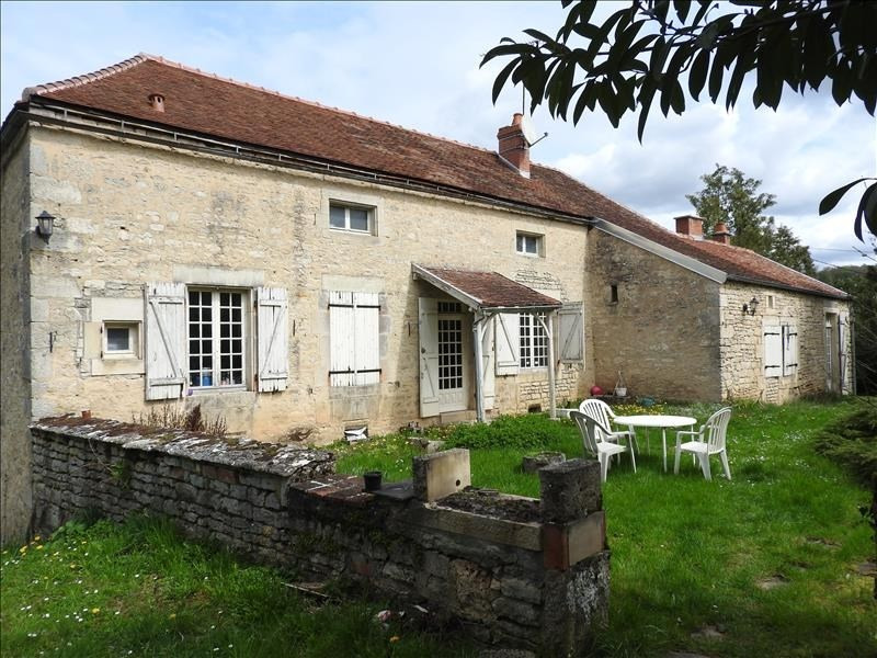 Vente maison / villa A 15 mins de chatillon 97 500€ - Photo 3