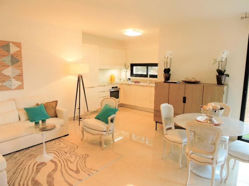 Sale apartment Beausoleil 397000€ - Picture 1