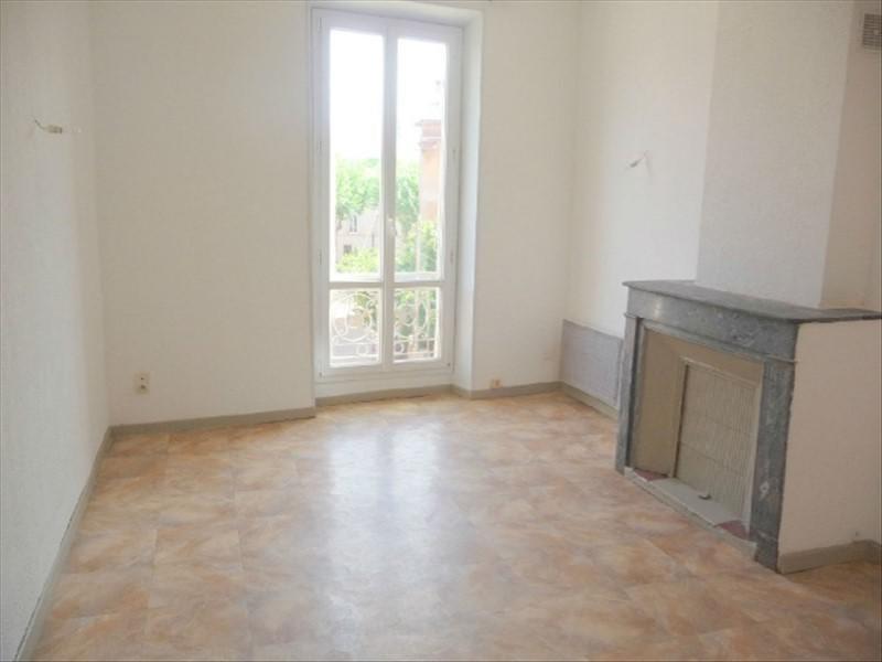 Rental apartment Gardanne 683€ CC - Picture 1