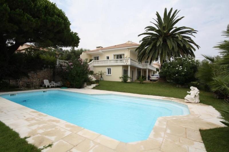 Vente de prestige maison / villa Golfe juan 2100000€ - Photo 1