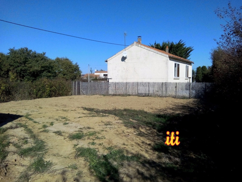 Vente terrain Chateau d olonne 51 000€ - Photo 1