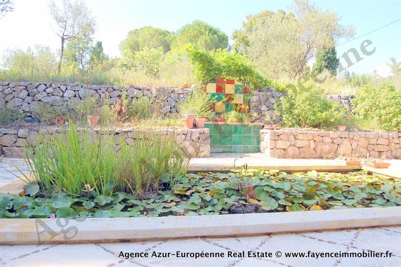 Vente de prestige maison / villa Le canton de fayence 875000€ - Photo 21