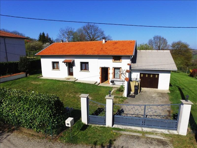 Verkoop  huis Pommier de beaurepaire 190000€ - Foto 1