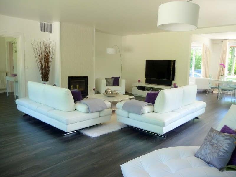 Vente de prestige maison / villa Lamorlaye 575000€ - Photo 1