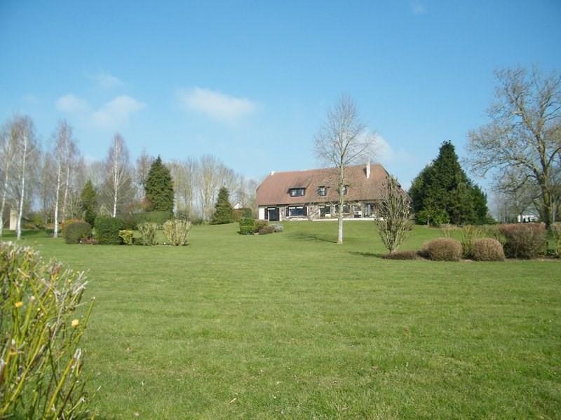 Sale house / villa Bretteville l orgueilleuse 545000€ - Picture 1