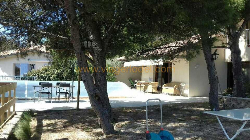 Life annuity house / villa Leucate 535000€ - Picture 1