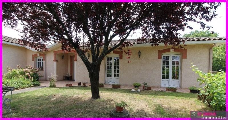 Vente maison / villa Quint-fonsegrives 6 minutes 453000€ - Photo 1