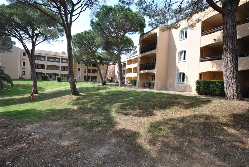 Sale apartment Valescure 138 000€ - Picture 1