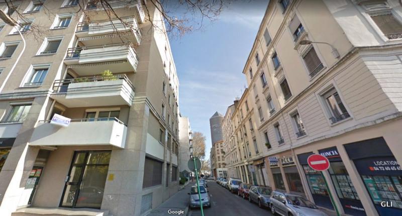 Rental apartment Lyon 3ème 1200€ CC - Picture 1
