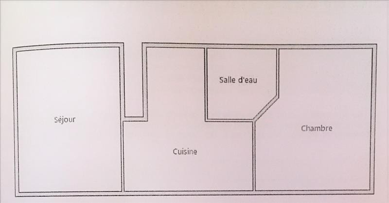 Sale apartment Paris 12ème 350000€ - Picture 4