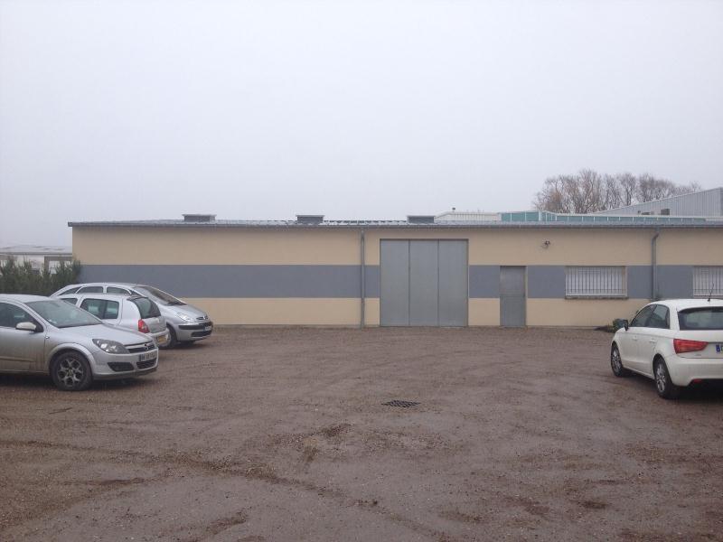 Location Local d'activités / Entrepôt Heillecourt 0