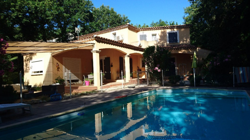 Deluxe sale house / villa Rochefort du gard 630000€ - Picture 6