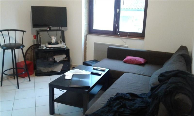 Rental apartment Lyon 4ème 488€ CC - Picture 2