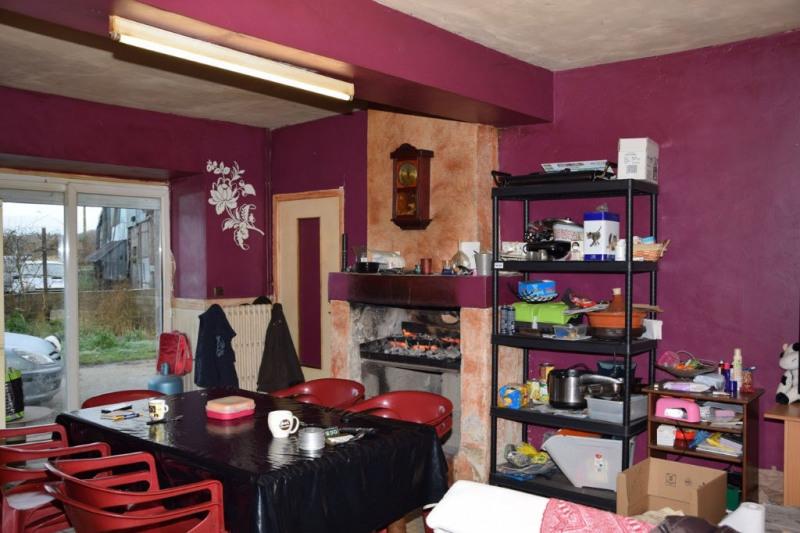 Vente maison / villa Chaumont d anjou 165600€ - Photo 2
