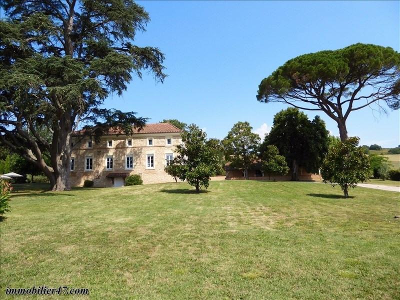 Deluxe sale house / villa Castelmoron sur lot 535000€ - Picture 5