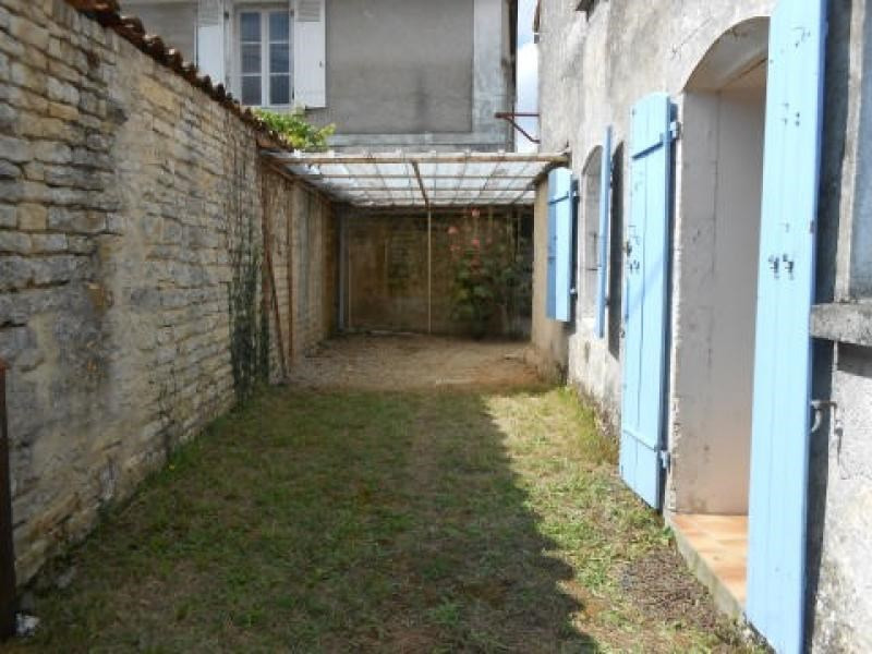 Sale house / villa Aulnay 43 600€ - Picture 10