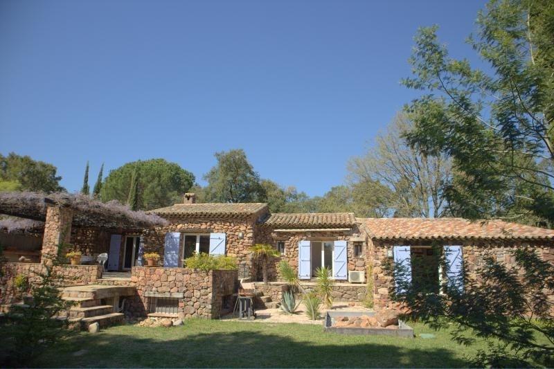 Deluxe sale house / villa Roquebrune sur argens 880000€ - Picture 3