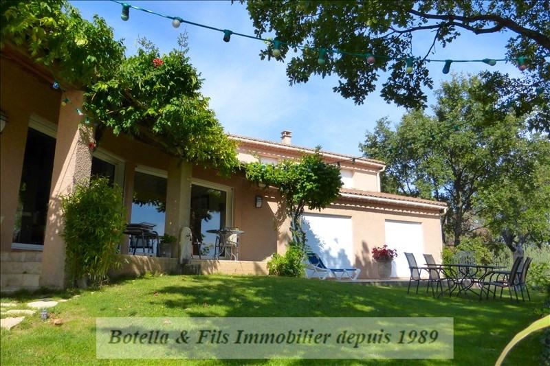 Vente maison / villa Goudargues 600000€ - Photo 1
