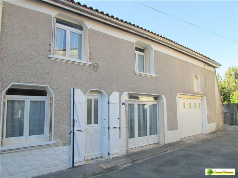 Sale house / villa Aigre 76000€ - Picture 11