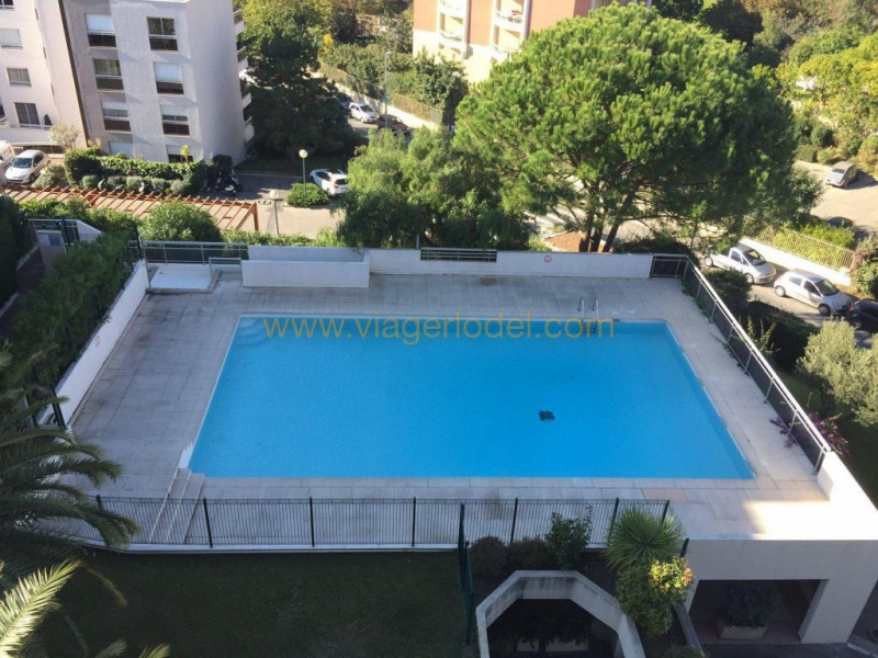 Vendita nell' vitalizio di vita appartamento Saint-laurent-du-var 73500€ - Fotografia 4