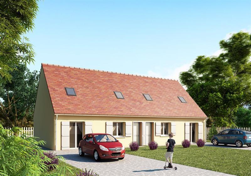 Maison  6 pièces + Terrain 650 m² Domats par MAISONS PIERRE