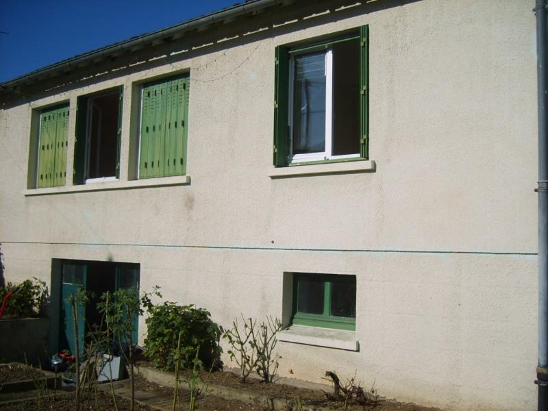 Rental house / villa Bonnières-sur-seine 850€ CC - Picture 1