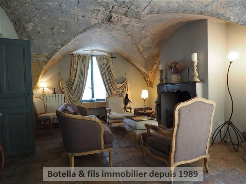 Vente de prestige maison / villa Uzes 650000€ - Photo 3