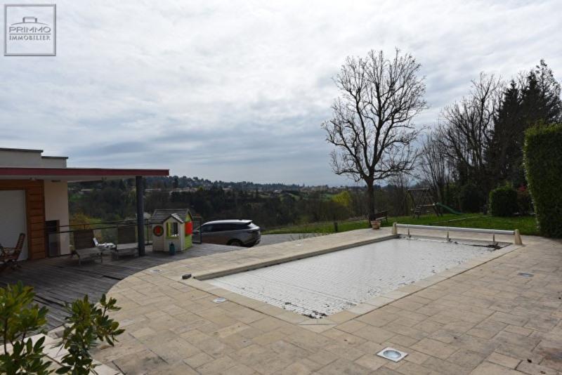 Deluxe sale house / villa Limonest 895000€ - Picture 2