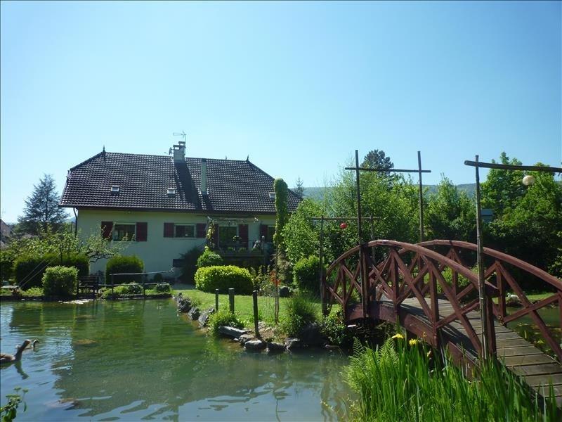 Vente de prestige maison / villa Seyssel 699000€ - Photo 4