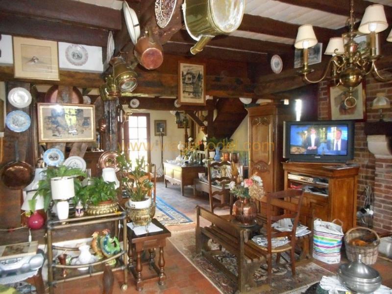 Lijfrente  huis Martainville 190800€ - Foto 9