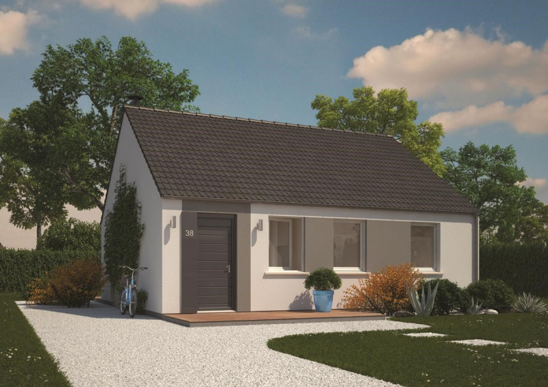Construction maison wavrin for Construction bois wavrin