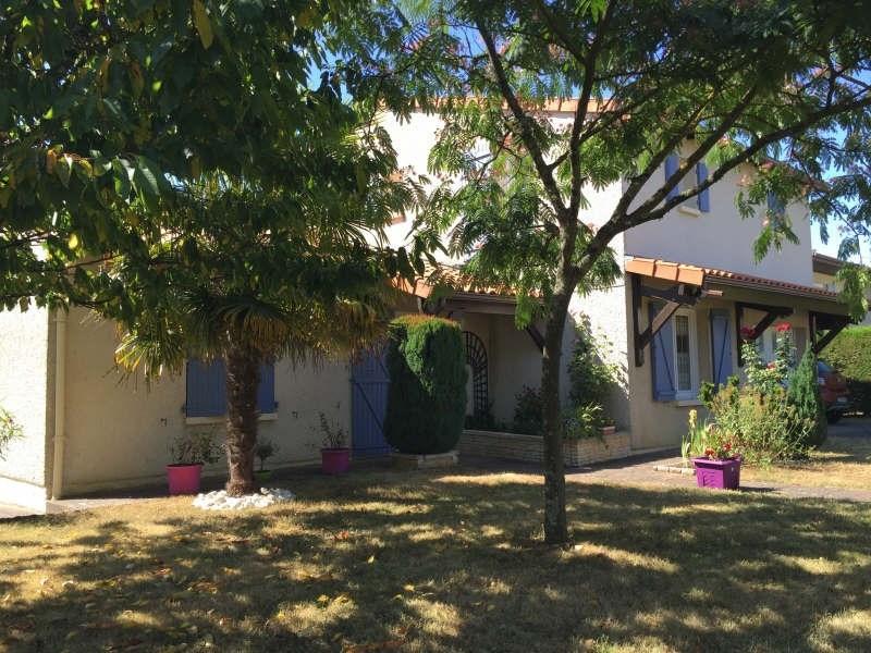 Vente maison / villa Iteuil 238000€ -  1